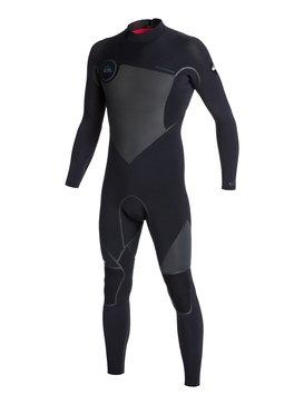 Syncro LFS 3/2mm - Back Zip Wetsuit  AQYW103036