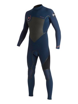 Syncro LFS 4/3mm - Back Zip Wetsuit  AQYW103070