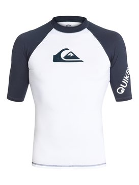 All Time Short Sleeve Rash Vest  AQYWR03000