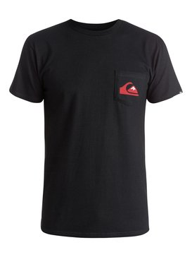 Everyday Logo Pocket - T-Shirt  AQYZT03815