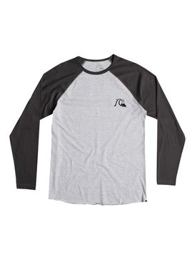 BUBBLE RIO RAGLAN MRV Black AQYZT03963