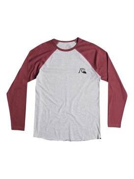 BUBBLE RIO RAGLAN MRV Red AQYZT03963