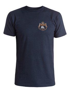 Eddie Emblem - T-Shirt  AQYZT04348