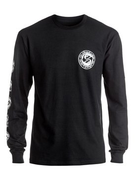 Balanced 69 - Long Sleeve T-shirt  AQYZT04426