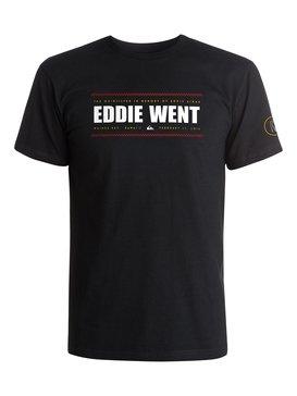 EDDIE WENT 2 PHOTO Black AQYZT04513