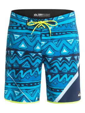 QK BOARDSHORTS AG47 NEW WAVE 19 IMP  BR60012151