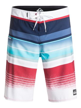 QK BOARDSHORT EVERYDAY STRIPE 21 IMP  BR60012283