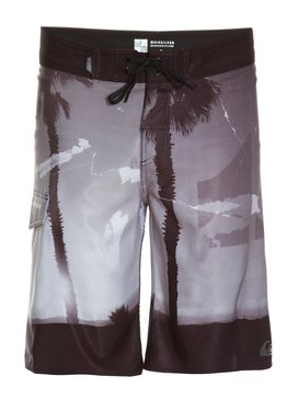 QK BOARDSHORTS PALM PHOTO  BR60012353