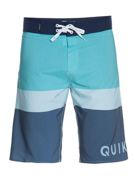 QK BOARDSHORT EVERYDAY BLOCKED SILVER  BR60012506
