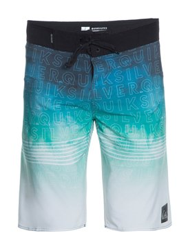QK BOARDSHORT DIVISION WORLD SILVER  BR60012508
