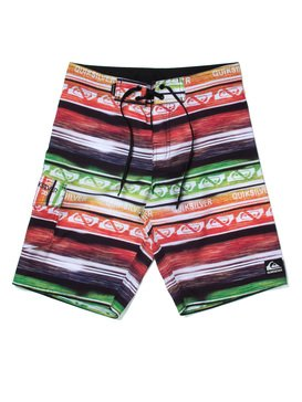 QK BOARDSHORT PSICOSTRIPES YOUTH  BR67011343