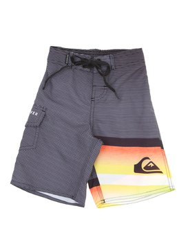 QK BOARDSHORTS SLASH LOGO KIDS  BR67011364
