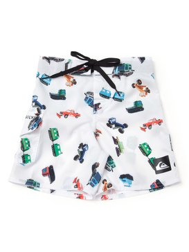 QK BOARDSHORTS QUIK CARS KIDS  BR67011371