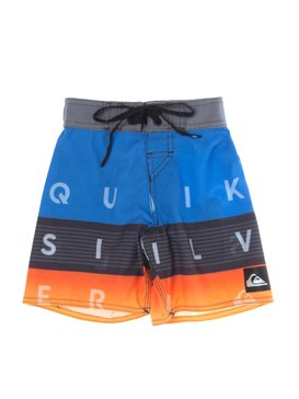 QK BOARDSHORT KIDS WORD BLOCK  BR67011404