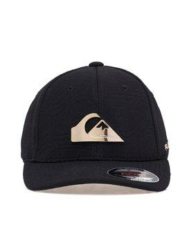 QK BONE CURVED PEAK BLACK SEWING JUV IMP  BR78802471