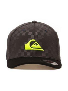 QK BONE FULL CHECKER CAP IMP  BR78802568