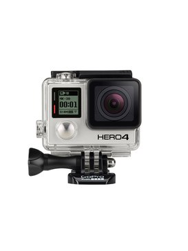 HD HERO 4 BLACK ADVENTURE Multicolor CHDHX401