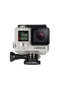 HD HERO 4 SILVER Multicolor CHDHY401