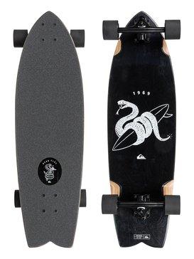 """The Snake - 32"""" Mid Size Cruiser Skateboard - Complete  EGL00SNAKE"""