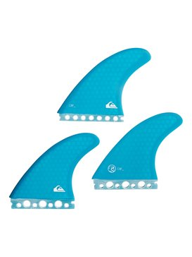 Pro Hex Single Tabs - Medium Thruster Surf Fins  EGLNPHST-M