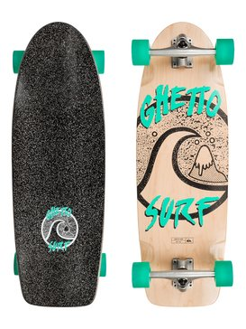 Ghetto Surf - Skateboard  EGLQSLSGHT