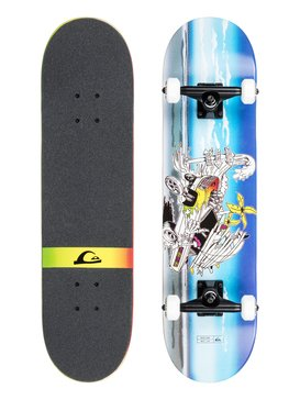 "Race Surf - 7.8"" Street Skateboard - Complete  EGLRACESUF"