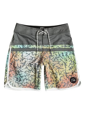 "Stomp Cracked 16"" - Board Shorts  EQBBS03066"