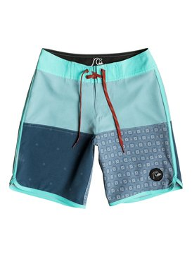 "Quad Block 16"" - Board Shorts  EQBBS03070"