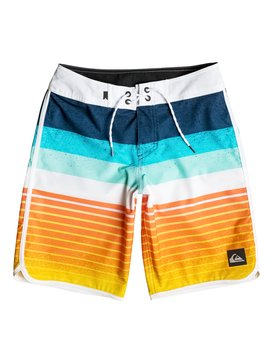 "Caliber Scallop 18"" - Board Shorts  EQBBS03103"