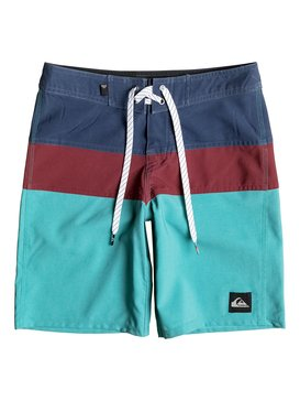 "The Panel Vee 17"" - Board Shorts  EQBBS03124"