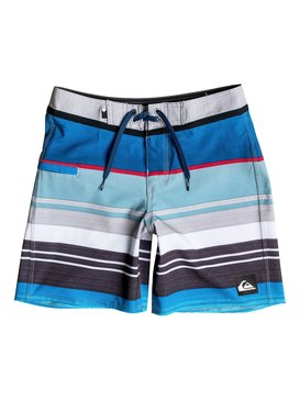 "Everyday Stripe Vee 15"" - Board Shorts  EQBBS03133"