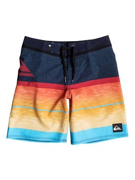 "Slab Logo Vee 16"" - Board Shorts  EQBBS03134"