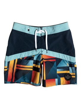 "Check Crypt Vee 15"" - Board Shorts  EQBBS03135"