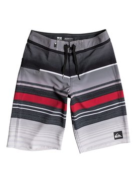 "Everyday Stripe Vee 19"" - Board Shorts  EQBBS03151"