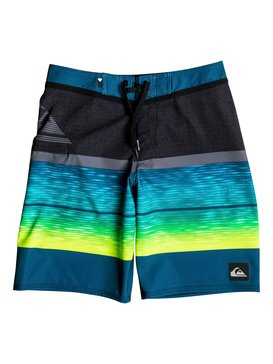 "Slab Logo Vee 18"" - Board Shorts  EQBBS03152"