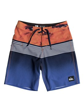 "Highline Lava Division 17"" - Board Shorts  EQBBS03233"