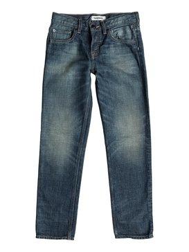 Sequel Vintage Brown - Regular-Fit Jeans  EQBDP03057