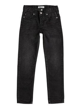Revolver Vintage Black - Straight-Fit Jeans  EQBDP03060