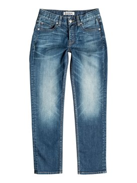 Revolver Medium Blue - Straight Fit Jeans  EQBDP03074