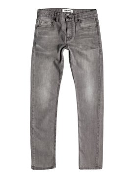 Zeppelin Light Grey - Skinny Jeans  EQBDP03083