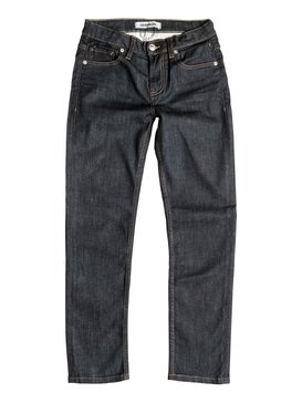 Revolver Rinse - Straight Fit Jeans  EQBDP03085