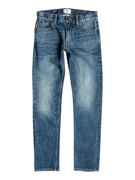 Distorsion Medium Blue - Slim Fit Jeans  EQBDP03095