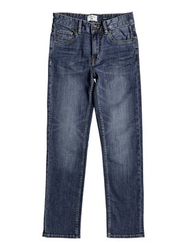 Revolver Middle Sky - Straight Fit Jeans  EQBDP03135