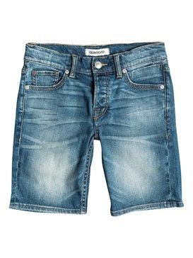 Revolver Medium Blue - Denim Shorts  EQBDS03020