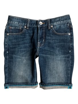 Revolver Neo Dust - Denim Shorts  EQBDS03042