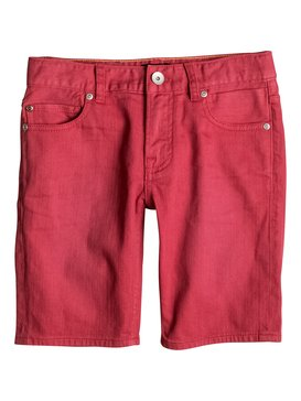 Distorsion Colors - Denim Shorts  EQBDS03047