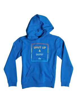 Shut Up And Surf - Hoodie  EQBFT03124