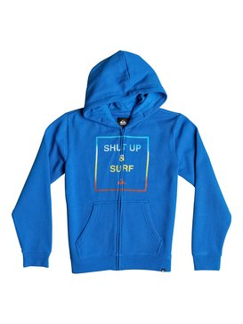 Shut Up And Surf - Hoodie  EQBFT03127