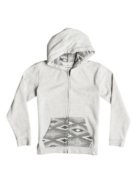 DECIDED FATE ZIP YOUTH Gris EQBFT03264