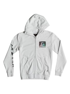 FINE ART ZIP YOUTH Gris EQBFT03273